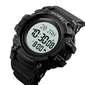Sport watch Islamic azan watch
