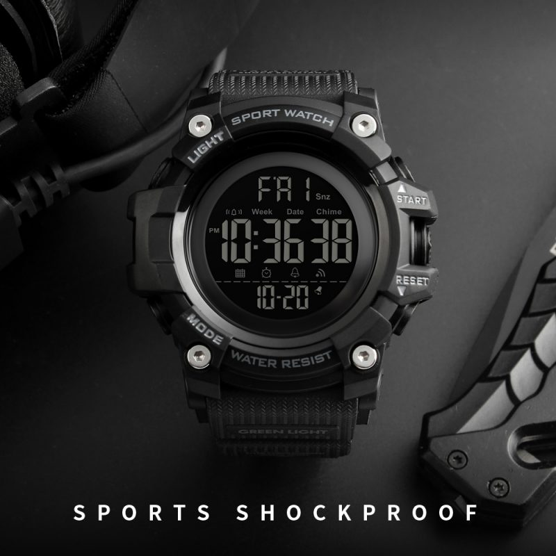 digital outdoor sport wtach
