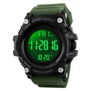 digital sport watch amazon
