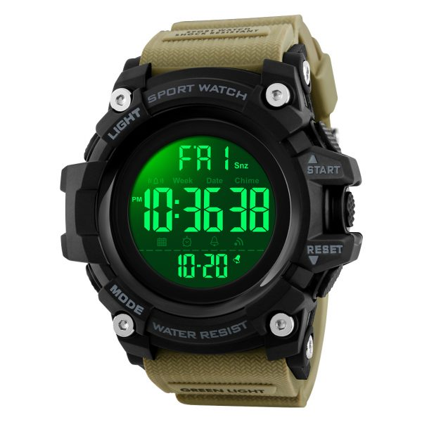 multi-function digital sport watch