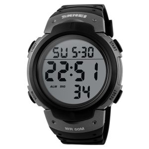 sports digital watch skmei wristwatch