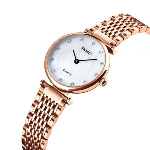 316 stainless steel case lady watch
