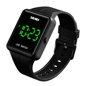 Simple LED watch